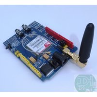 arduino gsm - GSM GPRS voice data SIM900 Arduino Shield Mobile Cellular full compatible with Arduino