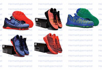 purple kd price - Kevin Durant KD Basketball Shoes V8 Bright Crimson With Tick KD8 Sports Shoes Discount Leather Kids Boys Basketball Sneakers Best Price