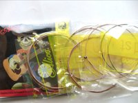 Wholesale 1pc cheap and high quality Alice A206 SL ballad guitar string light for Acoustic guitar