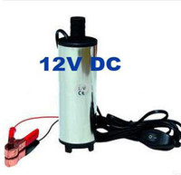 Wholesale 12V DC Diesel Fuel Water Oil Car Camping Fishing Submersible Transfer Pump