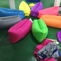 Wholesale laybag Good quality China factory For Outdoor camping beach sleeping bag air sofa