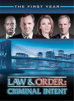 Wholesale Hot selling DVD movies Law and order criminal intent season US version box set DHL