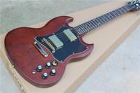 Acabado mate España-Nueva guitarra eléctrica del humbager de las recolecciones de la guitarra eléctrica G400 de la guitarra eléctrica G400 SG, guitarra estándar 120 del SG, envío libre