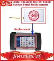 audi replacement parts - Original New Autel Maxidas DS708 Scanner Touch Screen Panel Spare Part Replacement