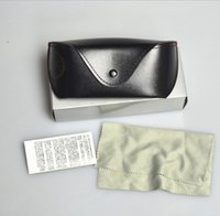 Wholesale sunglasses box for glasses accessories soft packing PU sunglass cloth