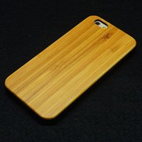bamboo mobile - Classical Retro Natural Bamboo Wooden Case Cover For Apple iPhone s Plus SE Hard Wood and Plastic Edge High quality Mobile Phone Cases