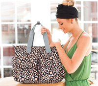 bebe tote bags - New design colors baby diaper bags for mom baby travel nappy handbags Bebe organizer stroller bag for maternity