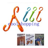 Wholesale Foldable Mini Clothes Hanger Plastic Clothes Airer Heated Clothes Airer