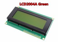 Wholesale LCD Board LCD X4 V Green screen LCD2004 display LCD module LCD for arduino