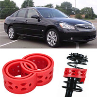 Wholesale 2pcs Super Power Rear Car Auto Shock Absorber Spring Bumper Power Cushion Buffer Special For Infiniti M35