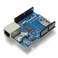 arduino ethernet shield sd card - Larger view Ethernet Shield Module W5100 Micro SD Card Slot For Arduino UNO ME x x inch
