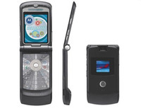 Wholesale Refurbished Original RAZR V3I Unlocked Mobile Phone MP Camera Quad Band AT T T Mobile Multi Language