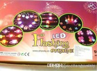 Wholesale Spot stock Luminous ring Flash lamp ring Children s flash toys The holiday party