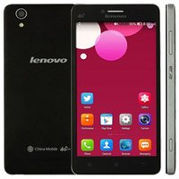 Wholesale Original Lenovo A858T GSM Version Octa Core Android Mobile Phone mp Back Camera RAM GB ROM GB GPS Bluetooth Smartphone