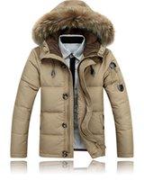Wholesale winter new Battlefield Jeep Mens winter thickening size man big fur coat