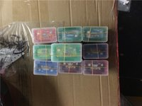 Wholesale Video Games Hottest poke Mix order allowed emerald ruby fire red sapphire leaf green Fast Shipping