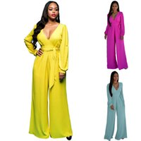 Yellow Wide Leg Jumpsuit Price Comparison | Buy Cheapest Yellow ...