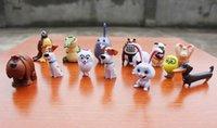 Wholesale New The Secret Life of Pets action figures set cm about inches PVC Toy model Children toys