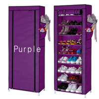 bathroom storage furniture cabinets - 2016 New Homestyle Shoe Cabinet Shoes Racks Storage Large Capacity Home Furniture Diy Simple Layers