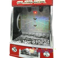 arcade pusher - Piece Mini Fairground Coin Pusher Penny Pusher Arcade Game