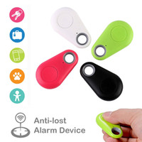 Wholesale Bluetooth Anti lost Smart Phone Finder Bluetooth Key Tracker Tracking Itag Lost Reminder Kids Pet Wallet Locator Alarm For Android iOS