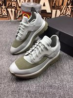 alexander design - 2016 Simple Design Brand Alexander Light Quality Mens And Ladies Outdoor AW Lace Up Flatform Shoes