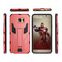 accessories red spot - Mobile phone accessories phone case for Samsung s7 car air defense phone sets Kandy following stent Spot