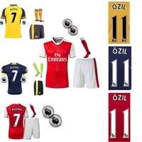 arsenal soccer t shirts - A Quality Arsenal kit jersey T shirt shorts socks Jerseys WILSHERE OZIL WALCOTT RAMSEY ALEXIS GIROUD Soccer Jersey