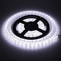 Wholesale High Birght M waterproof Led Strips Light Warm Pure White Red Green Blue Flexible M Roll Leds V outdoor Ribbon
