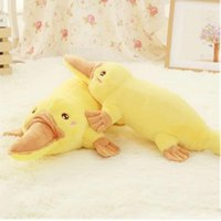 best laying ducks - Big Fat Giant Stuffed Lying Duck Plush Doll Large Size Soft Anime Duck Pillow Cushion cm Best Toys for Children