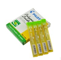 Wholesale Mechanical pencil leads anti cracking pen mm HB B premium polymer pencil refills Japan Pilot pen