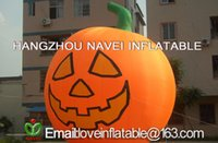 Wholesale 3m Inflatable Pumpkin with blower for event Halloween praty decoration