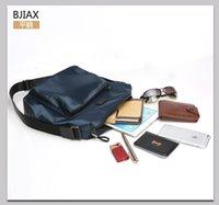 Wholesale Men s bags one shoulder inclined shoulder bag bag waterproof nylon bag business and leisure travelers
