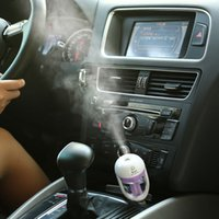Wholesale New Nanum Mini Car humidifier supplies private small Fresh aromatherapy aroma nion USB supplies atomization mute boutique air purification