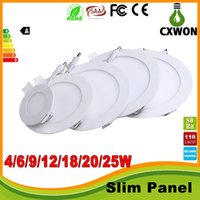 Cheap LED Ceiling Recessed Downlight Best Ultra Thin panel light
