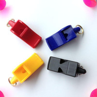 Wholesale High Quality FOX Referee Whistle Classic Basketball Football Volleyball Tennis Dolphin Whistle Z00520