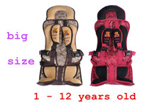 Wholesale Child booster baby car seat safety hot sell Portable Infant Safety Baby Car Seats Child safety welcome choose