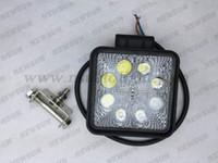 accessories for utv - 6PCS V LED DRIVING LIGHT FOR CAR ACCESSORIES W LED WORK LIGHT FOR OFFROAD ATV SUV UTV HEADLAMP