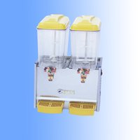 Wholesale Union yatai lp18 double cylinder cold drink machine fruit juice beverage machine tea machine fruit juice dispenser