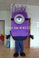 All'ingrosso-Cattivissimo me <b>minion costume</b> della mascotte per gli adulti Cattivissimo me mascotte trasporto libero costume