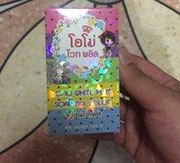 Wholesale Brand New Arrivals OMO White Plus Soap Mix Color Plus Five Bleached White Skin Gluta Rainbow Soap HHA964