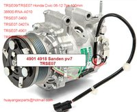 Wholesale compressor clutch fit Honda Civic pk mm RNAA010 TRSE09 TRSE07 sanden