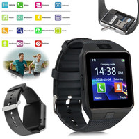 acrylic rectangle - DZ09 Smart Watch GT08 U8 A1 Wrisbrand Android iPhone iwatch Smart SIM Intelligent mobile phone watch can record the sleep state Smart iwatch