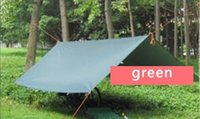 Wholesale m T with silver coating F UL tent outdoor camping roof top tent water proof army tent tarp