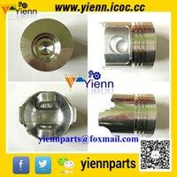 Wholesale Yanmar D84 TN84T TN84 Piston with Piston ring for B5 B50 B6 B50 P excavator engine TN84L RB TN84L RBB overhual repair