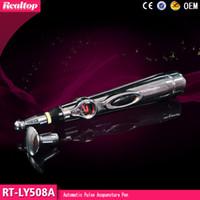 Wholesale Hot Sale Energy meridians pen acupuncture pen meridian therapy instrument electronic massage pen the health pen