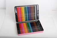 arts artists - Write painting Non toxic Beginner Pencils Erasable color Tin Coloring Artist Sketch children high quality Secret Garden