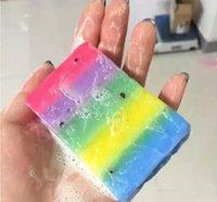 Wholesale Not Original OMO White Plus Soap Mix Color Plus Five Bleached White Skin Gluta Rainbow Soap