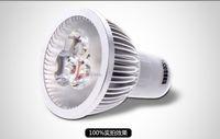 Wholesale Led Spotlight Bulbs GU10 E27 E14 MR16 Led Spot Lights LED Lamp Cup W W w High Power Energy Saving Lighting AC85 V LED Ceiling Lights