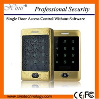 Wholesale IP65 waterproof RFID card access control system user with keypad surface waterproof M13A smart access controller